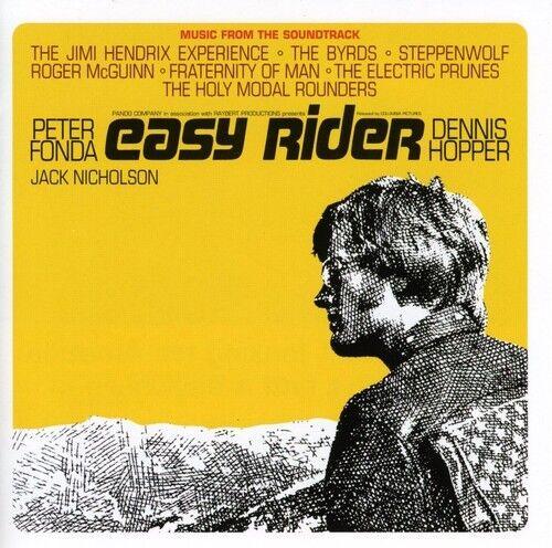 Various Artists - Easy Rider (Original Soundtrack) [New CD]