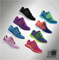 Womens Ladies Karrimor Running Trainers Sports Shoes Size 3 4 5 6 7 8 9