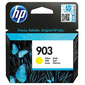 HP-903-Jaune-Cartouche-d-039-encre-T6L95AE-OfficeJet-Pro-6960-6970-All-in-one