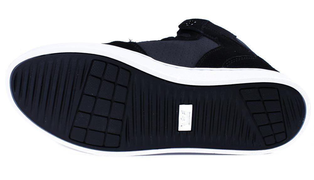 Supra Supra Supra Noir Pou Hommes S68010 Vaider LX Baskets df9ec9