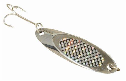 WSB Silver Wedges Dexter Bass//Mackerel Lures 11g//14g//21g//28g//35g//42g//49g