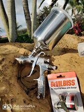 Devilbiss Flg 693 13 14 18 Paint Spray Gravity Hvlp Spraygun
