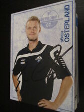 60308 Sören Osterland SC Paderborn 15-16 original signierte Autogrammkarte