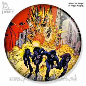 THIN-LIZZY-034-JAILBREAK-034-Retro-Music-Badge-Magnet-45mm