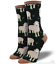 Womens Socksmith Wool Be Friends socks One Size SHEEP lover gift stocking filler