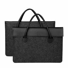 "Luxury Woolen Felt Carry Sleeve Bag Case Cover For MacBook Air Pro 11"" 13"" 15"""