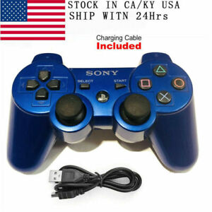PS3-Controller-GamePad-for-PlayStation-3-DualShock-3-Wireless-SixAxis-USA