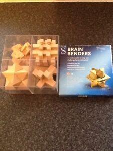 Adaptable Bois Cerveau Bender Puzzles-afficher Le Titre D'origine Pour RéDuire Le Poids Corporel Et Prolonger La Vie