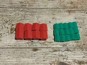 VINTAGE-Monopoli-CASE-DI-RICAMBIO-E-ALBERGHI-GRATIS-P-amp-P