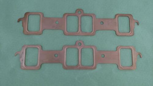 THORNTON Premium Oldsmobile exhaust manifold head copper gaskets 330 350 403