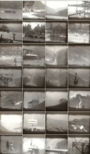 16mm Privatfilm Um 1940 Urlaub Österreich Hundskopf Berge Alltag Familie #16 Zelluloid Antiquitäten & Kunst