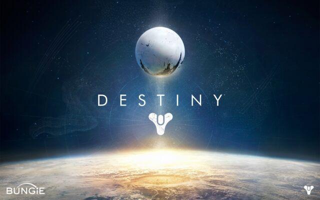"Destiny Game Fabric poster 40"" x 24"" Decor 05"