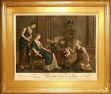Merchant of love  22x30 Hand Numbered Ltd. Edition French Art Print