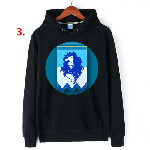 Mens Womens Fire Emblem Three Houses Byleth Hoodies Coat Sweater 100/% Cotton