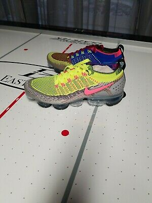 """Nike Air Vapormax Flyknit 2 Random /""""What The/"""" Multi Color Mens Sizes"""