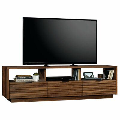 Pemberly Row 54 TV Stand in Grand Walnut