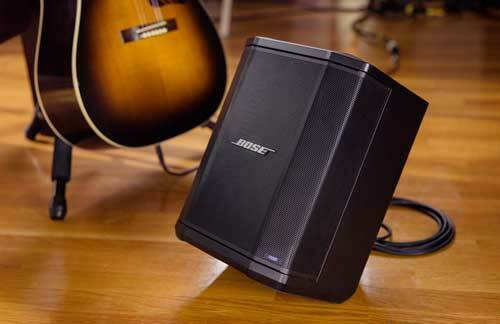 Bose S1 Pro System Multi-Position PA w/ Lithium-ion Rechargeable Battery . Buy it now for 510.00