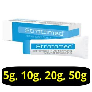 Stratamed Wound Dressing Gel Choose 5g, 10g, 20g OR 50g. Scars Wounds Redness