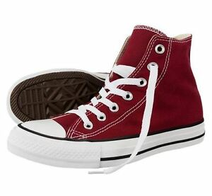 ccf45f6db324 CONVERSE All Star Chuck Taylor Hi Top Chilli Paste 149512F Men Women ...