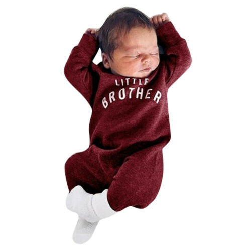 Newborn Infant Baby Boy Girl Hooded Cartoon Flannel Romper Jumpsuit Warm Clothes