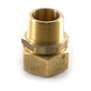 NUOVO-tracpipe-GAS-RACCORDO-DRITTO-40mm-x-1-1-2-034-BSP-TM-UK-venditore-consegna-gratuita