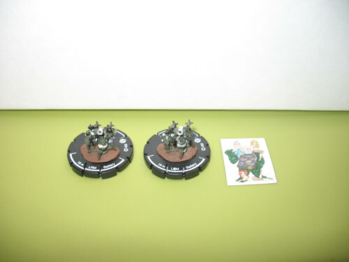 =Mechwarrior FEDERATED SUNS LRM Battery 003 2 pieces 30 =