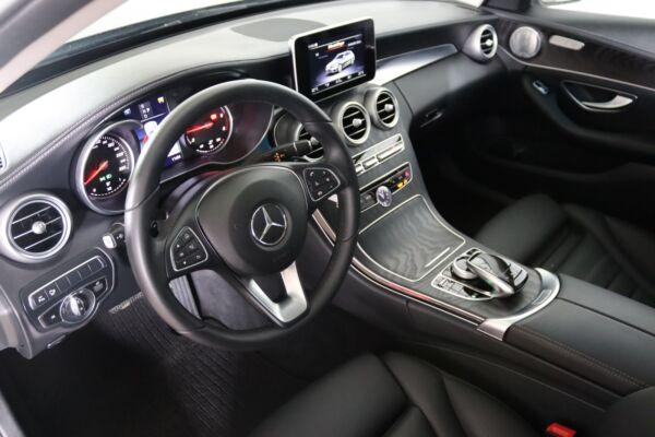 Mercedes C220 d 2,2 AMG Line stc. aut. 4Matic - billede 5