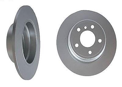2 Meyle REAR Rotor KIT Back Disc Brake Bosch Pad Set for BMW x5 x6 CHECK FITMENT