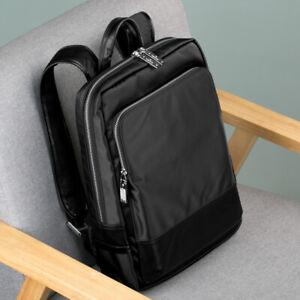Water-Resistant-Slim-Business-Backpack-Rucksack-13-034-Laptop-bag-School-Daypack