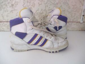 Details about Adidas basketball rising vintage trefoil sneaker 80 years size 39 13 usa 6 show original title