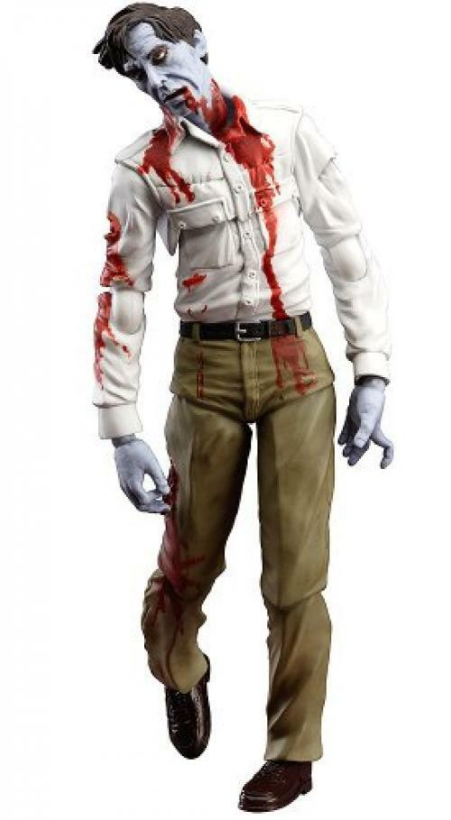 NEW NEW NEW figma 224 Dawn Of The Dead Flyboy Zombie Figure Max Factory F S febb99