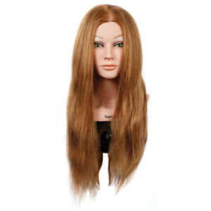 Image Is Loading Hairart 20 034 Hair Compeion Shoulder Mannequin Head