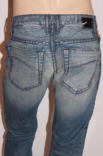 Homme Tailles Jeans Nouveau 32d5669ind StraightTough Marlon nwN80m