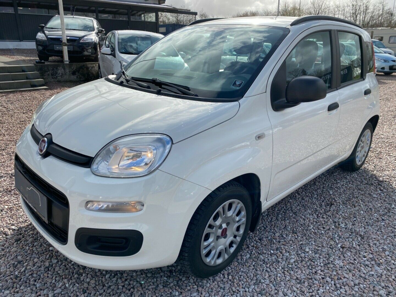 Fiat Panda 1,2 69 Fresh 5d - 49.900 kr.