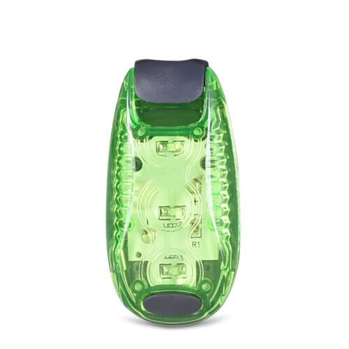 Aonijie Mini Portable Outdoor Cycling 3 LED Waterproof Running Warning Light