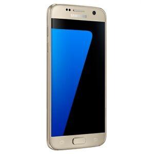 SAMSUNG-GALAXY-S7-G930F-GOLD-ANDROID-SMARTPHONE-HANDY-OHNE-VERTRAG-LTE-4G-WiFi