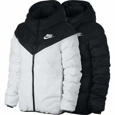 Type Jackets Nike Wmns Sportswear Windrunner Reversible Down Jacket