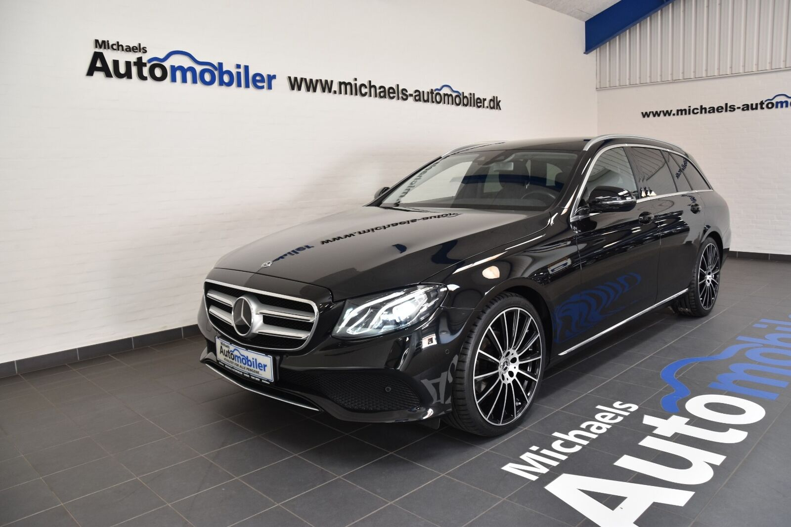 Mercedes E220 d 2,0 Avantgarde stc. aut. 5d - 449.900 kr.
