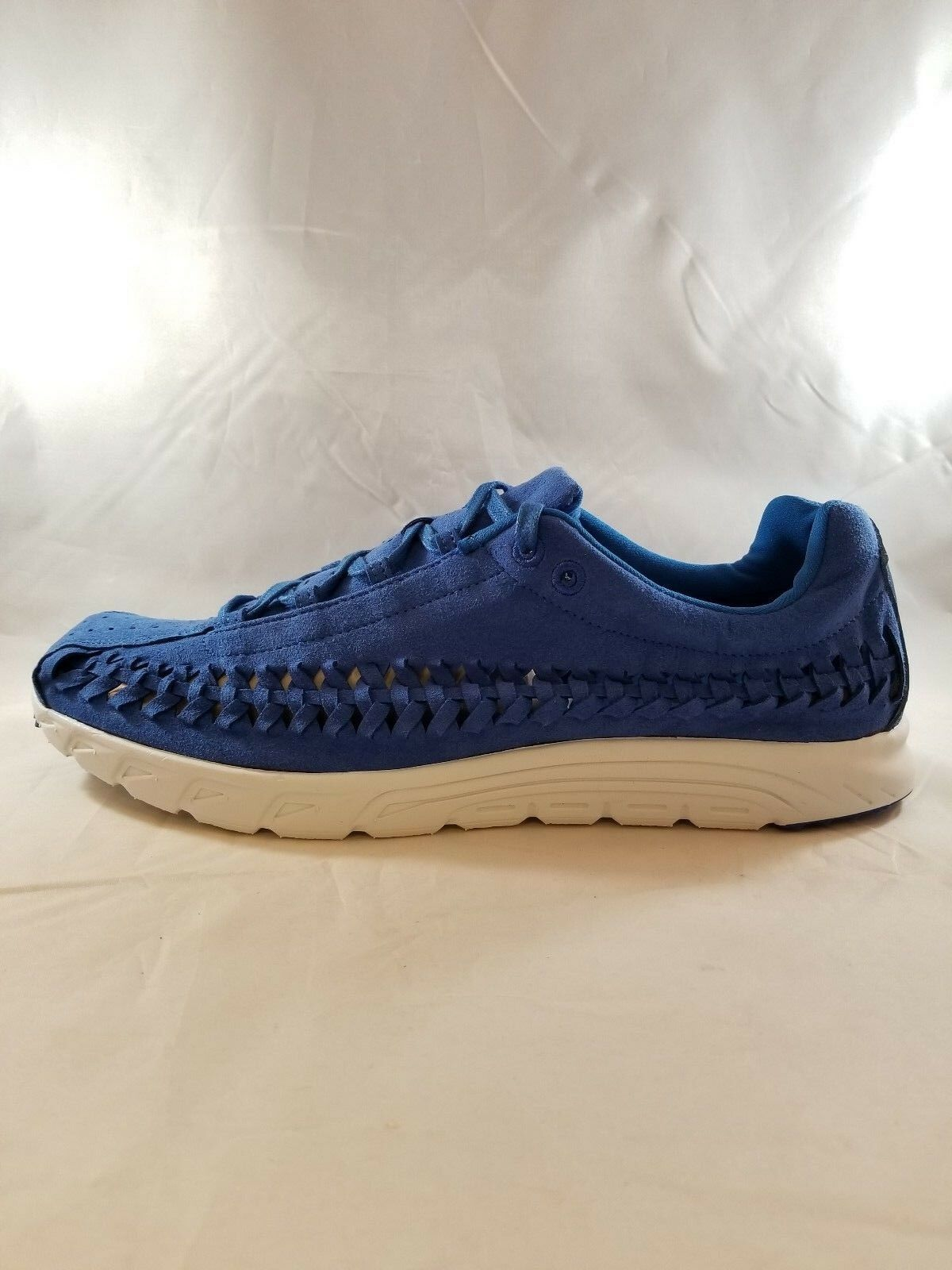 Nike Mayfly Woven Men's Lifestyle shoes 833132 401 Size 13