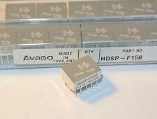 HDSP-F158 AVAGO LED Display Red 637nm 0.4in 7 Segment HDSPF158 [QTY=1pcs]