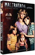 THE BURNING BED (1984 Farah Fawcett) -  DVD - PAL Region 2 - New