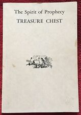The Spirit of Prophecy Treasure Chest Ellen G White © 1960 EGW Estate 192 pp PB