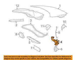 1973 mustang trunk lock diagram wiring diagram source 1985 Mustang jaguar oem 03 09 xj8 trunk lock or actuator latch release c2c1740 ebay 2019 mustang 1973 mustang trunk lock diagram