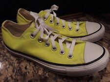 d28cde26998e Converse All Star Ox Men s Electric Yellow 139792f for sale online ...