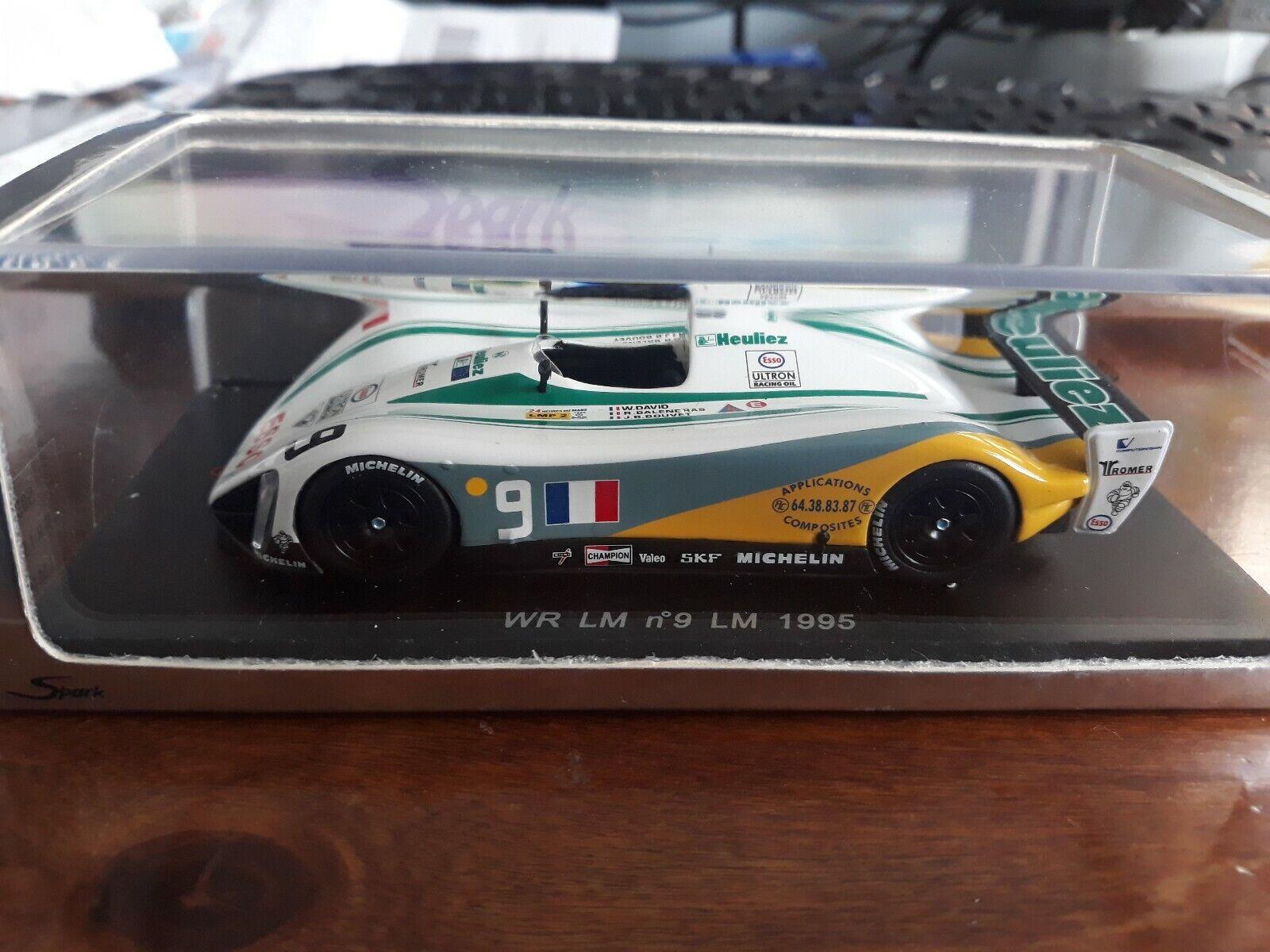 Spark 1 43 WR LM Le Mans 1995 S0339