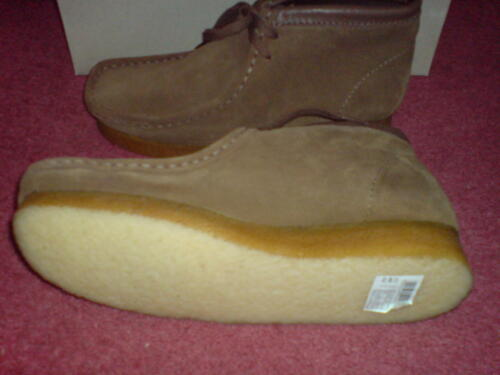 9 G Brown 10 MenX 8 Uk 7 6 Wallabees Originals Walnut Clarks Suede Boots XiTZlPuwOk