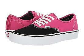 Vans Authentic Pro Black/Pink Magenta