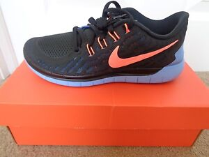 best authentic c9b6a f6e81 Details about Nike Free 5.0 womens trainers sneakers 724383 008 uk 4.5 eu  38 us 7 NEW+BOX