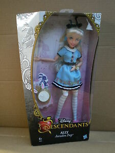 "Disney Descendants Allié Fille D'alice 11"" Doll-afficher Le Titre D'origine Avoir Un Style National Unique"