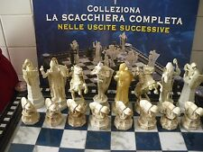 Scacchiera completa Harry Potter Corso di scacchi 2006 (HOM)